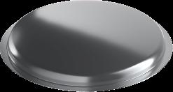 Изготовление днищ на заказ методом ротационной вытяжки