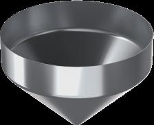 Воронки из металла производство